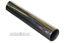 Stainless steel tube 25.4mm OD x 1.5mm wall x 250mm