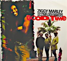 ++ZIGGY MARLEY & THE MELODY MAKERS good time (3 versions) MAXI 1991 VIRGIN VG++
