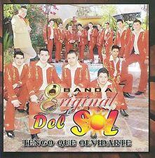 Tengo Que Olvidarte - Music CD - Banda La Original Del Sol -  2009-02-17 - Musar