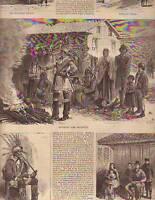1872  Harper's Weekly - Onondaga Indians
