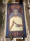 Vintage 1st Printing 1971 Jesus Christ Superstar David Byrd Decca Records Poster