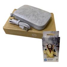 HP Sprocket 200 1AS85A Zink Fotodrucker Bluetooth 64MB USB 313 x 400 dpi