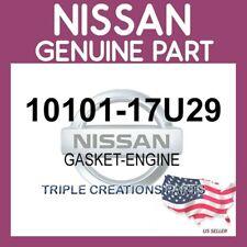 Nissan Skyline R33 RB25DET RB25DE OEM JDM Engine Overhaul Gasket Kit 10101-17U29