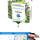 Hammermill Glossy Paper, Laser Gloss Copy Paper, 8.5 x 11 - 1 Pack (300 Sheet...