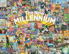 The New Millennium  White Mountain 1000 Piece Jugsaw Puzzle NEW Sealed