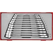 Teng Herramienta tt8012 antideslizante LLAVE COMBINADA Set 8-19mm cubeta Funda