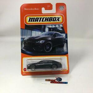 Mercedes-AMG GT 63 S #37 * Black * 2021 Matchbox Case Y * R5