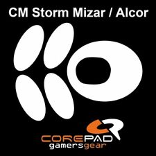 Corepad Skatez Cooler Master CM Mizar Alcor Replacement Teflon® mouse feet