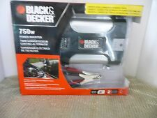 Black & Decker 750w Power Inverter, NEW, Dual AC Outlets USB Ports Battery Alarm