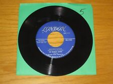 "POP 45 RPM - THE BEVERLY SISTERS - LONDON 1703 - ""GREENSLEEVES"""
