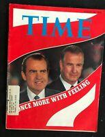 TIME Magazine  August 28 1972  RICHARD NIXON Re-Election / Watergate / Narcotics