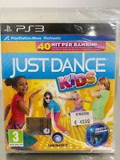 PS3 Just Dance Kids PLAYSTATION 3 , Sigillato, NEW !!!