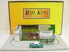 MTH 30-9104 Speedy Operating Animated Car Wash LN/Box