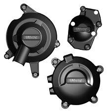 GBRacing Triumph Daytona 675R 2013 Motordeckel Set Engine Cover Kit Protektoren