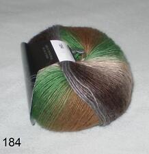 (8,90�'�/100 gr ) DREAM LACE - 50 gr Knäul von Pro Lana  mit Farbverlauf