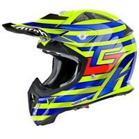 Airoh Aviator mx helmet Junior Cairoli Qatar Yellow motorcycle dirt bike was£399
