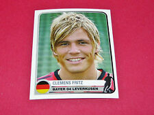 90 C. FRITZ BAYER 04 LEVERKUSEN UEFA PANINI FOOTBALL CHAMPIONS LEAGUE 2005 2006