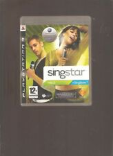 SINGSTAR HITS 2 !!! Le Plus Beau de la Série. VERSION PROMO SONY PS3 NEUF