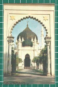 (CWC) Malaya 1950s/1960s Zahir Mosque, Alor Setar Postcard #3306 Near Mint