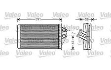 VALEO Radiador de calefacción PEUGEOT 307 812339