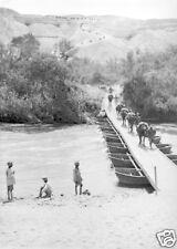 """Australian Light Horse Jordan Valley Bridge World War 1, 6x4"""" Reprint Photo 2"""