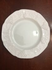 "Indiana Colony Milk Glass 9-3/4"" - 9.75"" Dinner Plates Harvest Grape"
