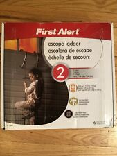 First Alert 14 ft Two Story Emergency Escape Ladder (never used)