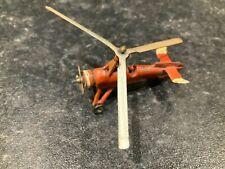 Dinky Toys Prewar 60f Autogyro Very Rare