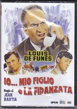 Dvd **IO MIO FIGLIO E LA FIDANZATA** con Louis De Funes nuovo 1960