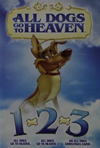 ALL DOGS GO TO HEAVEN 1 & 2...-ALL DOGS GO TO HEAVEN 1 & 2  (US IMPORT) DVD NEW