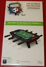 Classic Match Foosball Attachment for iPad 1/2/3 *BRAND NEW IN BOX!!* LOT OF 50