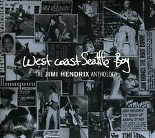 West Coast Seattle Boy: The Jimi Hendrix Anthology - Jimi Hendr (2010, CD NIEUW)