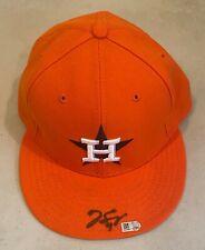 George Springer Signed Houston Astros Hat Cap Autographed Sz 7 3/8 MLB Hologram