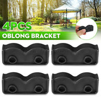 1-4pcs Rectangular Bracket Pop-up Gazebo Replacement Tent Spare Parts