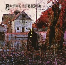 Black Sabbath Self Titled Debut - NEW LP - SEALED 180g Ozzy!!
