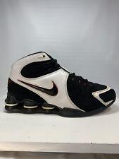 Nike Shox Flight VC 5 'Vince Carter Black White'Size 312764 001 Men's 7.5