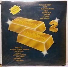 Various - ORO PURO 2 - LP SIGILLATO - Michael Jackson, Carrara, F.R. David