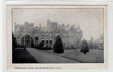 BALLIKINRAIN CASTLE, STRATHENDRICK: Stirlingshire postcard (C26125)