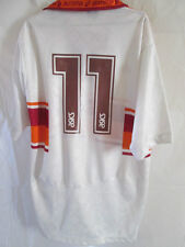 Roma 1994-1995 Away No 11 Daniel Fonseca Football Shirt XL  /34875 Uruguay