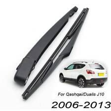 For Nissan Qashqai J10 2006-2013 Rear Windscreen Wiper Arm Blade