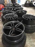 LARGE SELECTION OF GENUINE OEM ORIGINAL MCLAREN ALLOY WHEELS STEALTH 570S GT