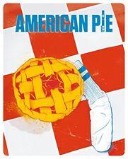 American Pie - Unforgettable Range - Limited Edition Steelbook Blu-ray [DVD]