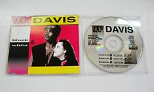 J.A.P. Davis - MCD (3 x) Black & With - Single CD 1994 / Made in Germany