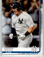 2019 Topps Series 2 LUKE VOIT 150th Anniversary Parallel Yankees #462
