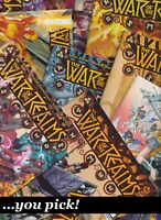 WAR OF THE REALMS #1 #2 #3 #4 #5 #6 or Omega #1 MARVEL comics NM 2019 YOU PICK!
