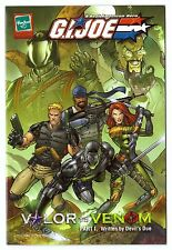 2005 GI G.I. JOE Valor vs. Venom WAVE 7 CATALOG & 'Valor vs. Venom Part I' comic