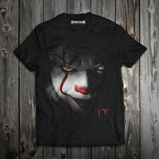 MAGLIETTA IT PENNYWISE THE DANCING CLOWN   T-SHIRT COTONE UOMO DONNA
