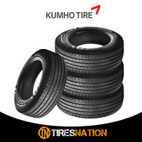 (4) New Kumho Crugen HT51 P275/70R16 114T Tires