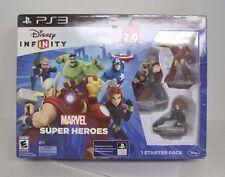 PS3 Disney Infinity: Marvel Super Heroes 2.0 Edition