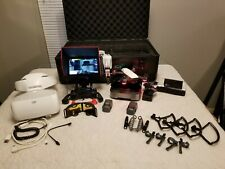 DJI Spark + Charging Station+Goggles+EXTRAS